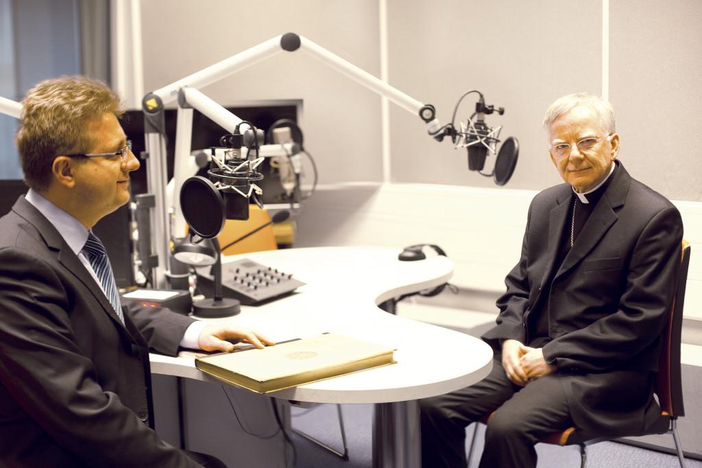 Abp Marek Jedraszewski i Maciej Zdziarski
